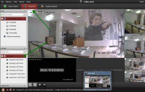 Controlar DVR hikvision