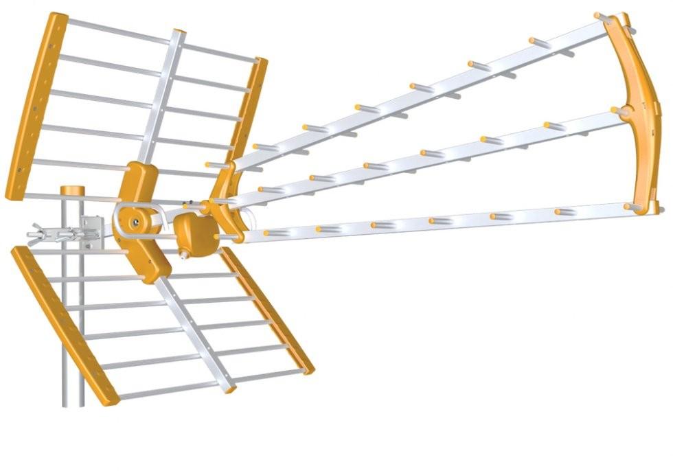 Comprar antena TBK de alta ganancia en TDTprofesional