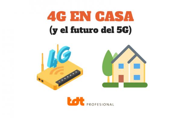 4G en casa