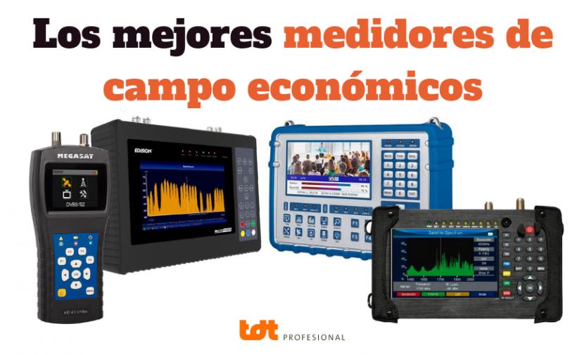 Los mejores medidores de campo económicos