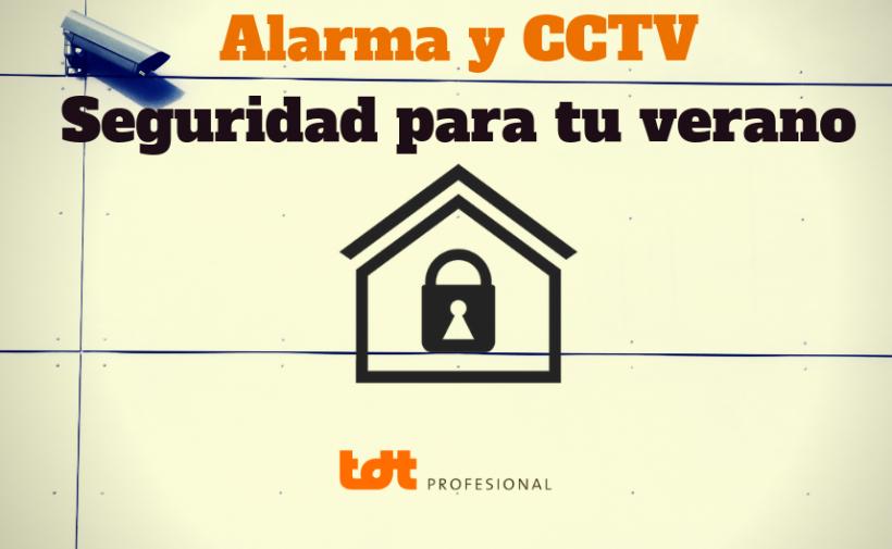 Alarma y CCTV