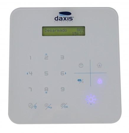 SISTEMA DE ALARMA GSM CON DETECTOR DE MOVIMIENTOS ES0303 DE DAXIS