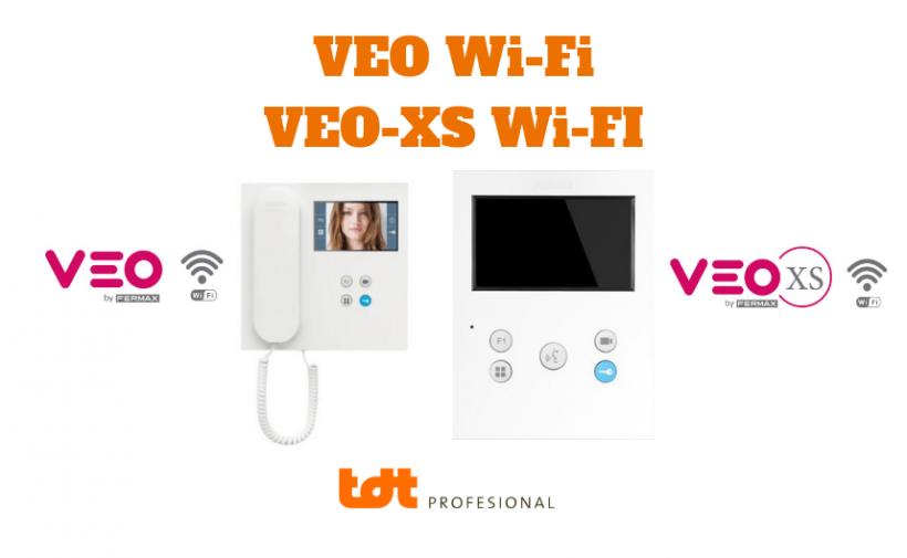 Videoportero VEO WiFi y VEO XS WiFi