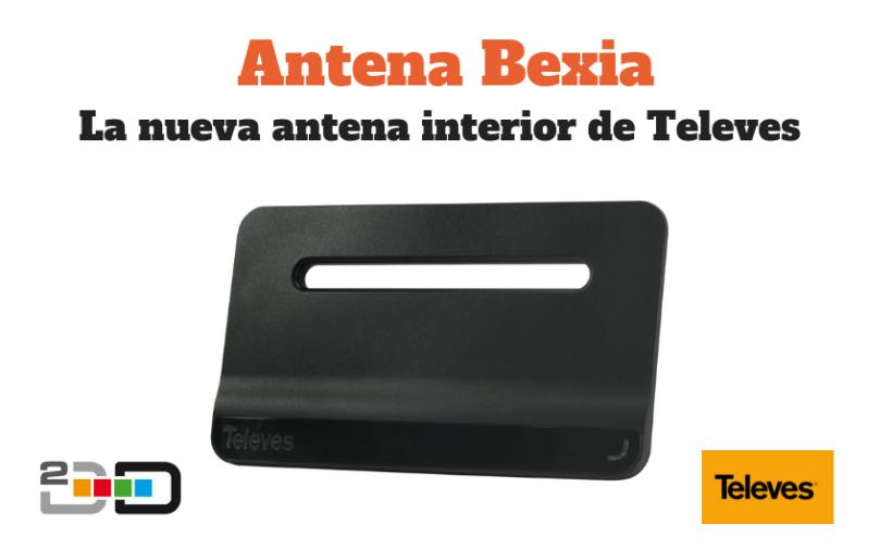 Antena Bexia. Blog TDTprofesional