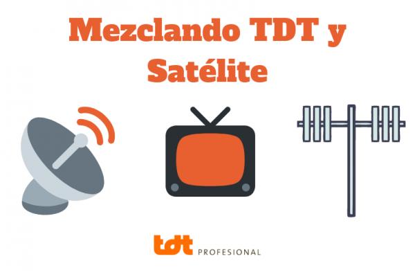 Mezclador de TDT y Satélite. Blog de TDTprofesional