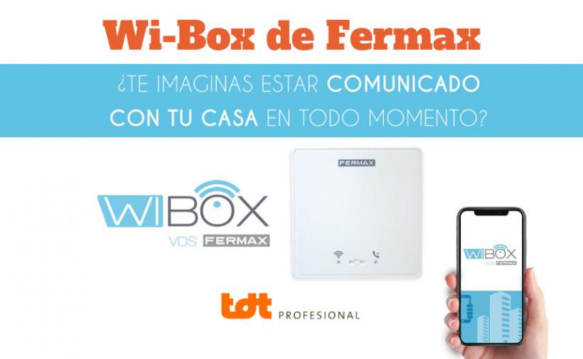 WiBox de Fermax. Blog de TDTprofesional