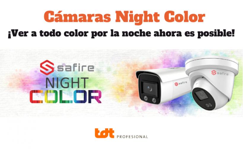Cámaras Night Color
