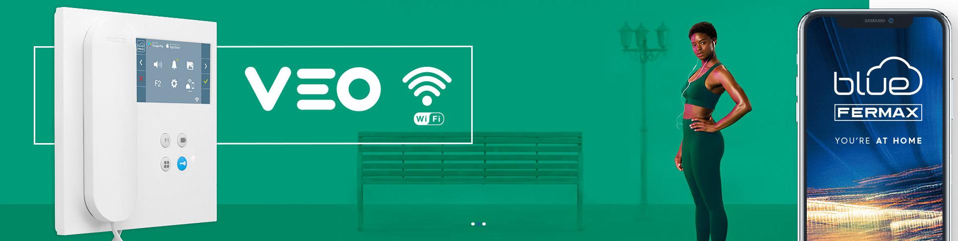 Videoportero VEO DUOX wifi