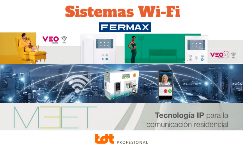 Sistemas WiFi de Fermax