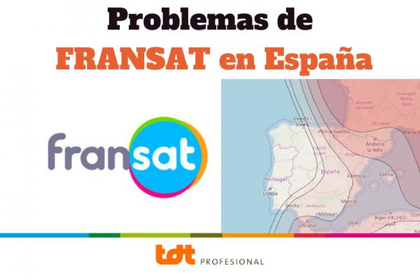 Problemas con Fransat en España y Portugal