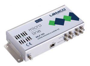 Transmodulador Lemco para ver canales autonómicos