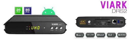 Receptor VIARK DRS2