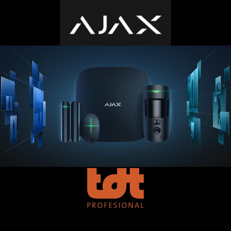 Productos Ajax Sistemas vendidos en TDTprofesional