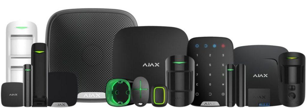 Productos Ajax Sistemas