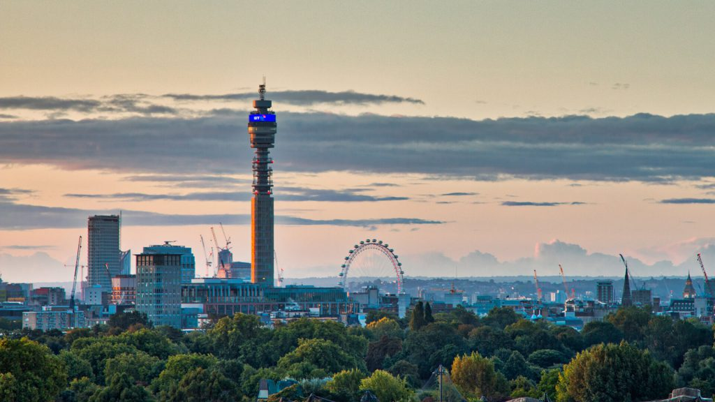 British Telecom Tower