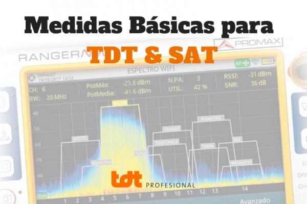Medidas de Referencia TDT y SAT portada Blog