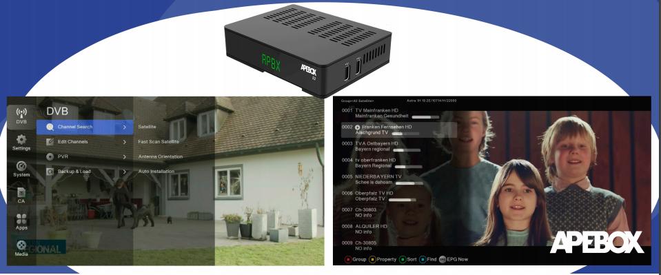 Firmware de Apebox S2 ya disponible