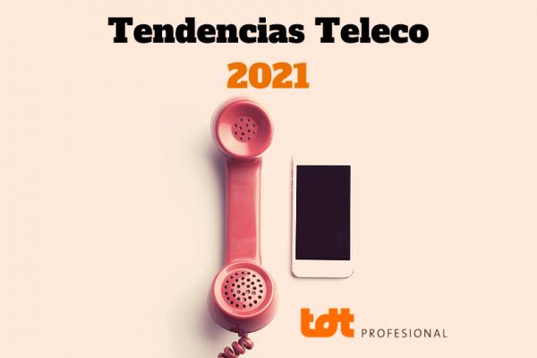 tendencias telecomunicaciones 2021
