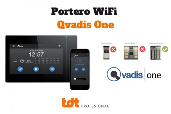 Qvadis One, el portero inteligente made in Spain