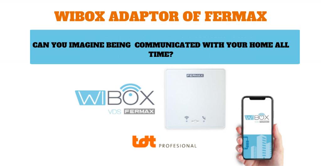 Wibox adaptor Fermax