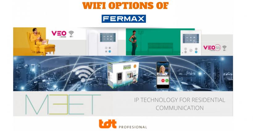 WiFi Options of Fermax