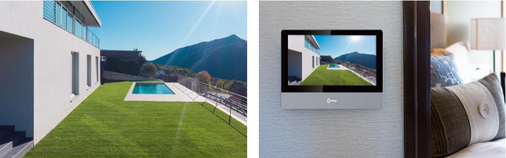 Combinación de CCTV con Videoportero IP Hikvision