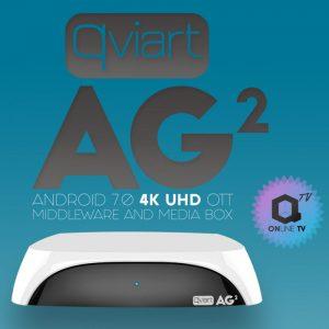 Comprar Receptor Qviart AG2 Blanco