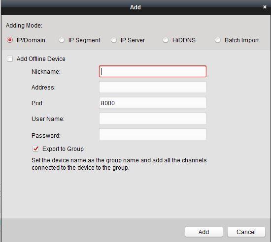 Como controlar un DVR Hikvision desde un PC | Blog de