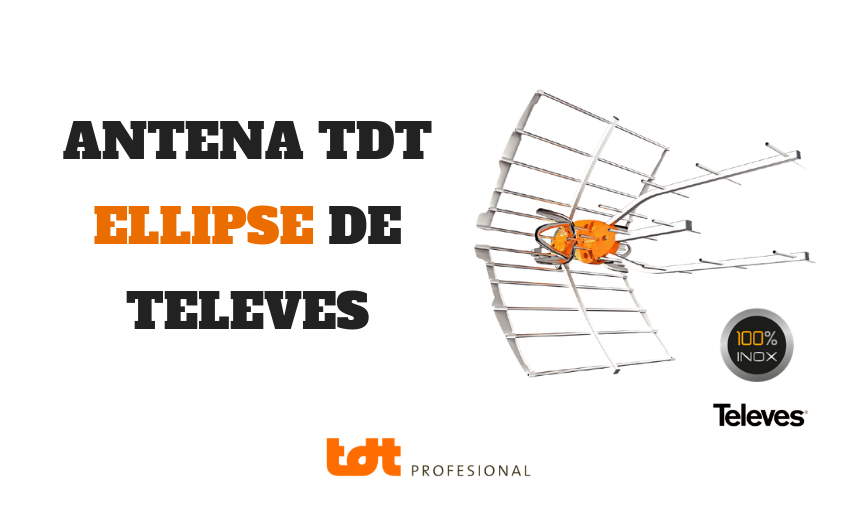 Antena Ellipse TDT Televes