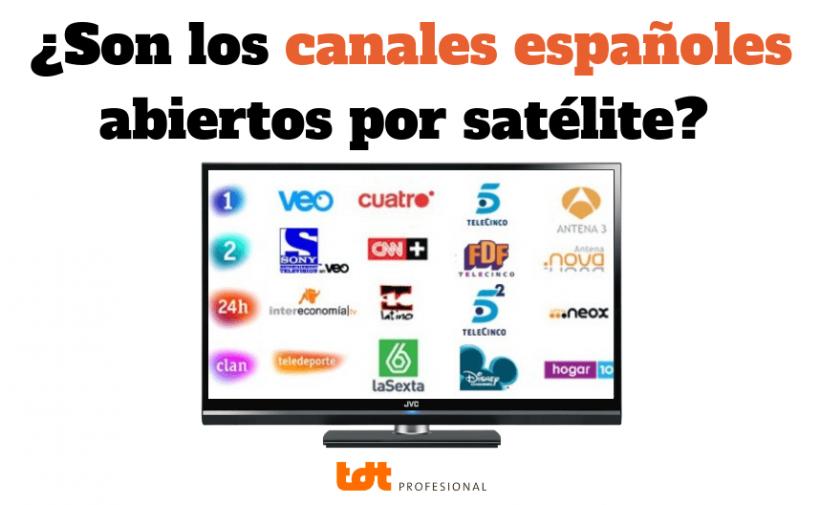 canales tdt por satelite