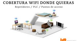 Aumenta tu red WiFi