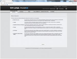 Configuración rápida TP-Link CPE510