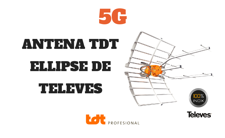 Antena ellipse de Televes