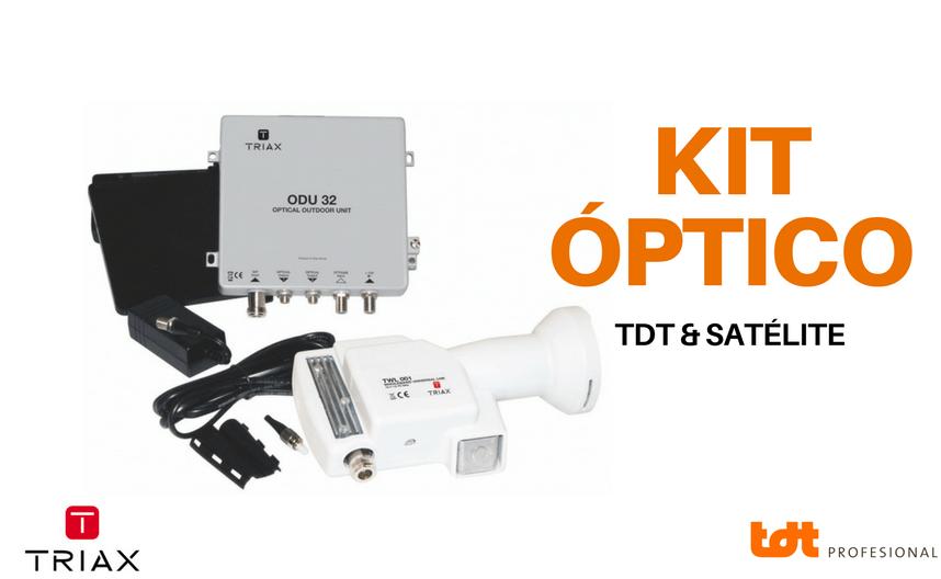 Kit Optico. TDTprofesional
