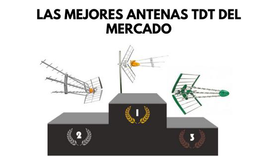 Ranking de las mejores antenas TDT