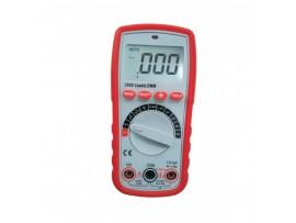 Material necesario para ser instalador tipo F: Multimetro