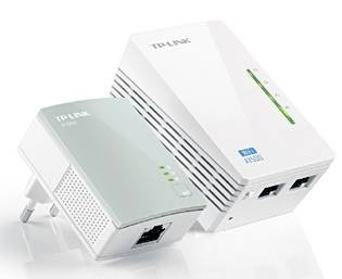 POWERLINE DE 300 A 500 MBPS de TPLINK