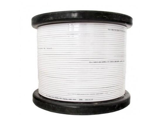 Bobina de cable coaxial de Tecatel