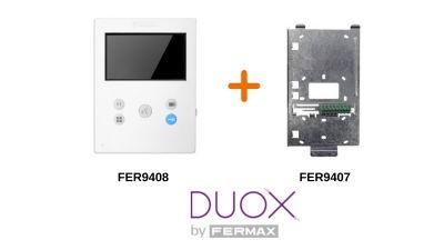 MONITOR VEO-XS DUOX 9407 CON CONECTOR DE FERMAX
