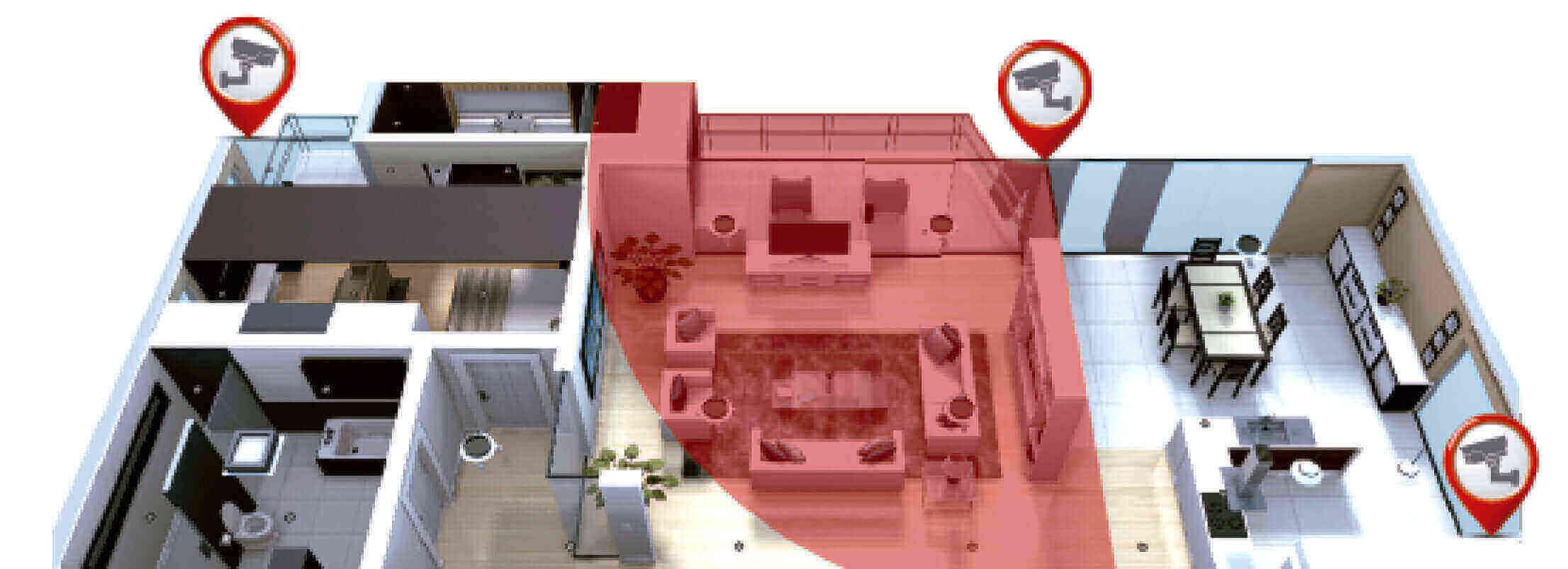 Tipos de instalaciones de CCTV. TDTprofesional
