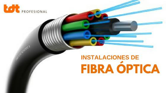 Instalaciones de FIbra Óptica TDTprofesional