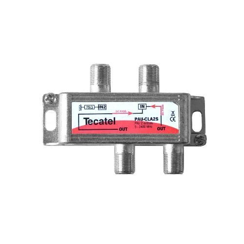 UAP Splitter 2 Outputs 5dB Tecatel PAU-CLA2S
