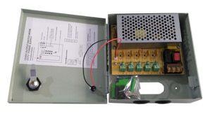Fuente de alimentación centralizada SE-FAC1255 de Tecatel