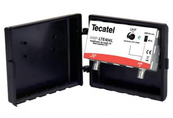 Amplificador de Mástil Tecatel AMP-LTE404L