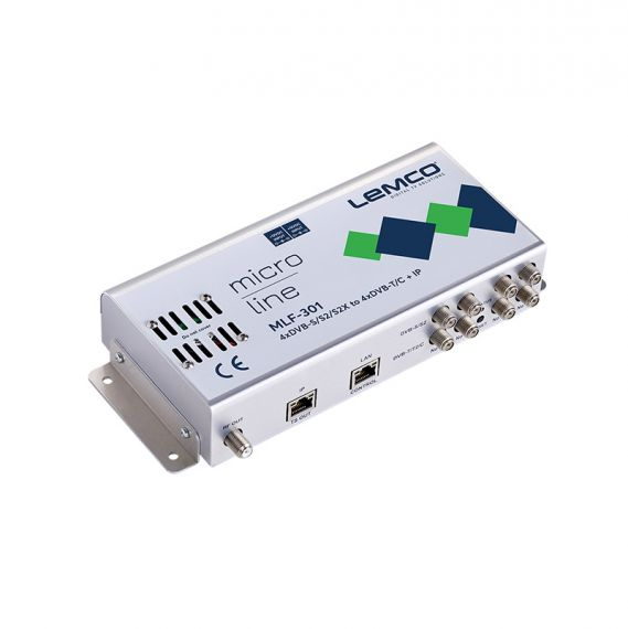 Lemco MLF-301 Transmodulator