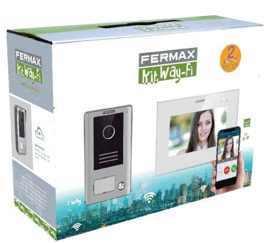 Fermax 1431 WAY-FI Video Intercom Kit with WiFi