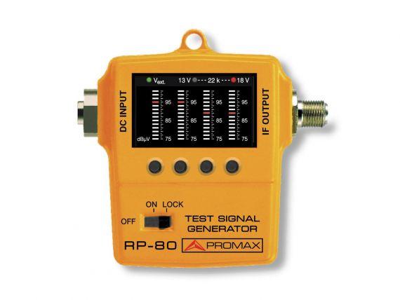 Generador de FI RP-080 de Promax
