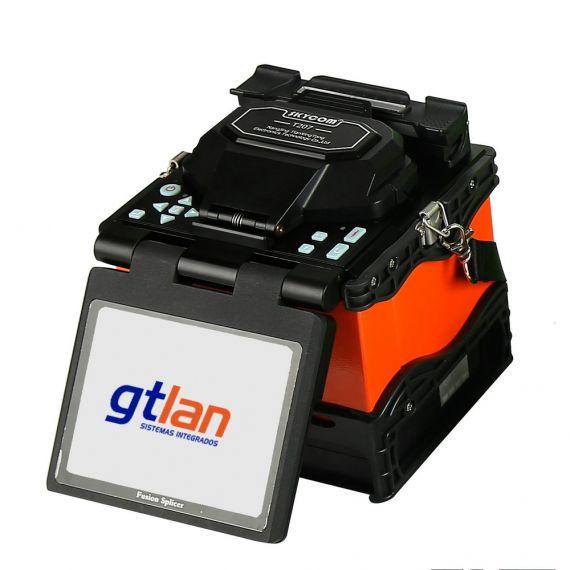Fusionadora FO Automática GTLAN + Accesorios