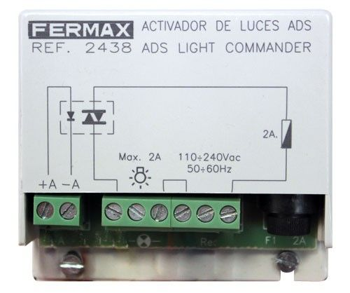 Light Activator-Bell VDS Fermax 2438