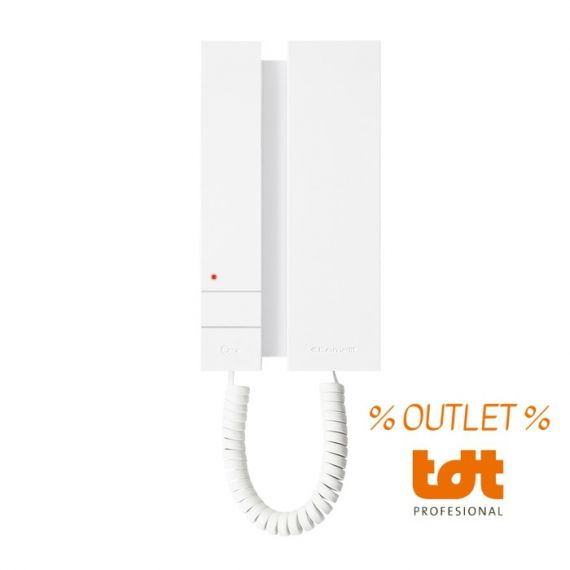 Comelit 2708W 2-Wire MINI Telephone OUTLET